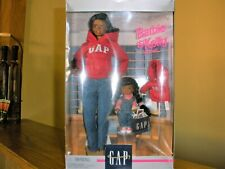 Barbie & Kelly Gap Gift Set (#18548) African American NRFB 1997 Special Edition