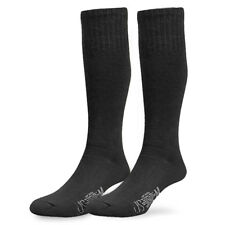 Army Military Tactical Police Security Uniform Work Winter Wool Boot Socks Black