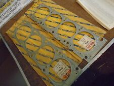 Cylinder Head Gaskets -62 1963 Ford & Mercury  406    mccord 6588 pair