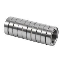 10 PCS 6700ZZ 10 x 15 x 4mm Modle Sealed Metal Shielded Ball Bearing