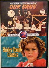 OUR GANG / SHIRLEY TEMPLE CLASSICS (DOUBLE FEATURE) (DVD)