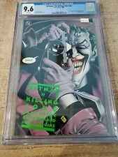 Batman The Killing Joke 1st Print CGC 9.6 (1988)