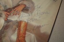 LYNN ANDERSON OUTLAW LP RECORD SIGNED