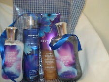 New Bath And Body Works Moonlight Path 4 Piece Set With Gift Self Assembly