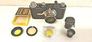 Leica IA No:31824 mit Leitz Elmar 3,5/50mm