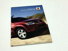 2006 Suzuki Aerio Reno Forenza Verona XL-7 Grand Vitara Activity Press Kit