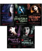 Morganville Vampires Series 1 Collection Rachel Caine 5 Books Set Lord of Misrul