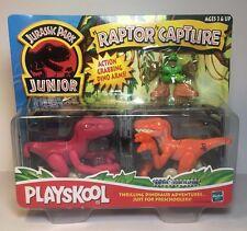 Playskool Jurassic Park Junior 'Raptor Capture' action set new in box