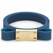 Marc by Marc Jacobs Bracelet Jelly Bow Bangle Blue NEW $58