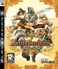 Videogioco Battle Fantasia Sony Playstation 3 ps3 ITA Nuovo Sigillato