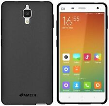 Matte Silicone/Gel/Rubber Cases & Covers for Xiaomi Mi 4