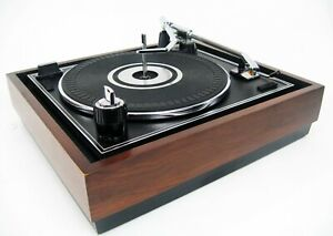 MAGNAVOX MICROMATIC AUTO-SENSING RECORD CHANGER TURNTABLE SERVICED * NICE!