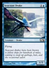 4x MTG: Seacoast Drake - Blue Common - Magic 2014 - M14 - Magic Card