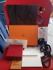Ribbons Hermes Cartier Lv chanel Fendi Huge Lot Designer Brands Empty Boxes