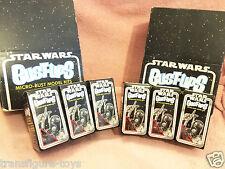 Star Wars Bust-Ups Series 3 Micro-Bust Model Kit Boba Fell Jango Bossk Dengar
