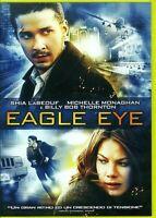 EAGLE EYE (2008) un film di D.J. Caruso - DVD EX NOLEGGIO - DREAMWORKS