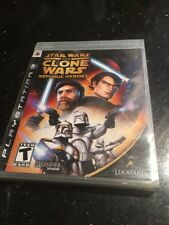 Star Wars: The Clone Wars - Republic Heroes (Sony PlayStation 3, NEW Sealed PS3