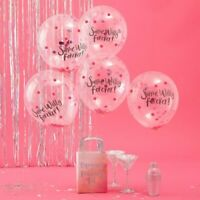 SAME WILLY FOREVER CONFETTI BALLOONS - BRIDE TRIBE, Hen Party,Wedding,Decoration