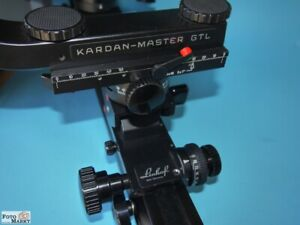 Linhof Kardan-Master Gtl 4x5 Präzisions-monorail-kamera+Compendium