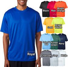 Big Mens Moisture Wicking T-Shirt XL 2XL 3XL 4XL 5XL 6XL Dri Fit Performance Tee