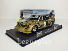 "Slot Scalextric Revell 08378 BMW 320 DRM 1977 ""Jörg Obermoser"""
