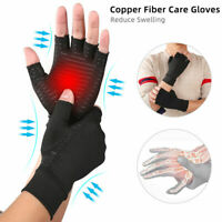 2PC-Arthritis Compression Gloves Hand Support Arthritic Joint Pain Relief