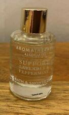 3 x 9ml Aromatherapy Associates SUPPORT lavender peppermint Bath & Shower Oil