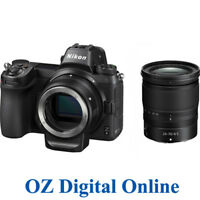 New Nikon Z6 Z 24-70mm FTZ Mount Adapter Kit Mirrorless Digital Camera 1 YrAuWty