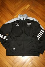 Adidas stadium Orebro Floorball club black jacket size L