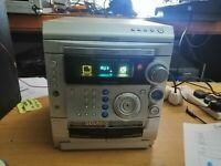 Samsung MAX-S520 Hi-fi music system CD, Tuner, Tape/cassette, AUX (978)
