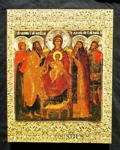 Christie's ICONS & ARTEFACTS FROM THE ORTHODOX WORLD Auction Catalog