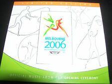 XVIII Commonwealth Games 2006 Music From The Opening Ceremony CD – Like New