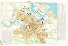 Russian Soviet Military Topographic Maps -  NORRKOPING (Sweden) 1:10 000