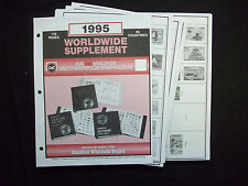 Canadian Wholesale Supply 1995 Supplement for 3 ring binder, New