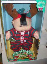 #7114 NRFB 1998 Mattel Cabbage Patch Kids Holiday Baby Marilee Debbie Dec 14