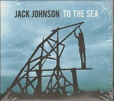 JACK JOHNSON To The Sea CD NEW SEALED DIGIPACK 13 track 2010