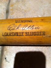 Richie Allen Game Used K75 Louisville Slugger Baseball Bat Philadelphia Phillies