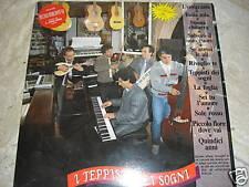 I teppisti dei sogni - Omonimo - LP 1990