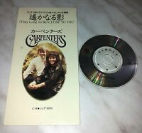 """CD CARPENTERS - (THEY LONG TO BE) CLOSE TO YOU - PODM-1028 - JAPAN 3"""" INCH - SIN"""