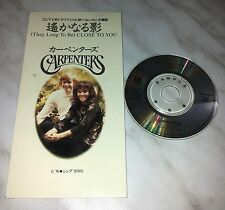 "CD CARPENTERS - (THEY LONG TO BE) CLOSE TO YOU - PODM-1028 - JAPAN 3"" INCH - SIN"