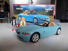 PLAYMOBIL BMW : Voiture BMW Z4 (Playcar/Herpa)