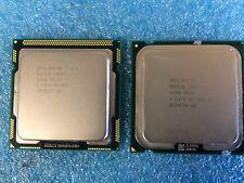 Intel Core i7-870 2.93GHz 8MB / Intel SLB9K Core 2 Duo E8500 Socket 775 CPU READ
