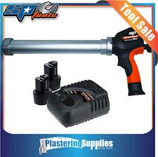 SP Tools 14v 600mm Caulking Gun + 2x 1.5Ah Batteries + Charger SP81363