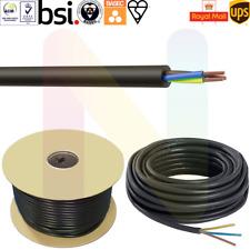 4.5 mm² 12 V 24 V 42 amp thinwall plat Automotive câble 2 Core Twin coupées à longueur