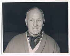 Original Quebec Aces Hockey Leo Bourgault Photo