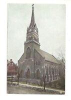 ST. JOSEPH'S CHURCH, EAST MAUCH CHUCK, PENNSYLVANIA  VINTAGE POSTCARD