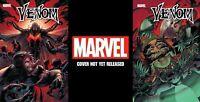 Venom 30 2020 Shaw Main, Stegman Variant + Kuder 1:25 Marvel NM 11/18 PreSell