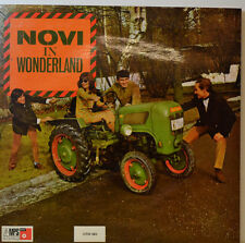 "NOVI IN WONDERLAND  - MPS/BASF  CRM663    12"" LP (Y581)"