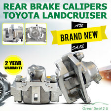 For Toyota Landcruiser Rear Disc Brake Calipers 80 Series FJ80 FZJ80 HDJ80 HZJ80