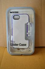 Incase iPhone 5 / 5s Pro Slider Case CL69117 White / Purple